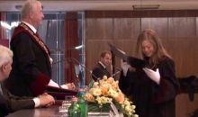 Veterinärmedizinische Universität Budapest Abschlussfeier 2019